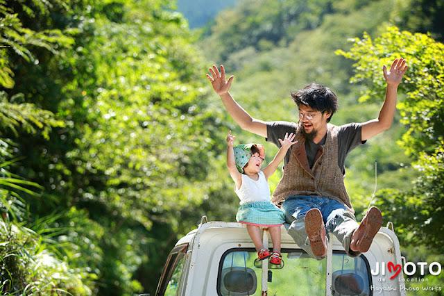島根県安来市へ出張撮影