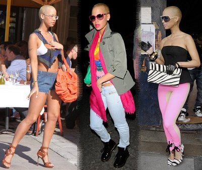 Amber rose clothing store
