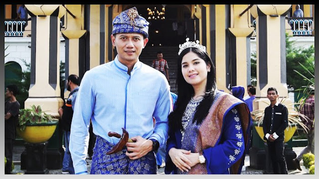 Pakai Mahkota di Istana, Annisa Pohan Merasa Gayanya Mirip Meghan Markle
