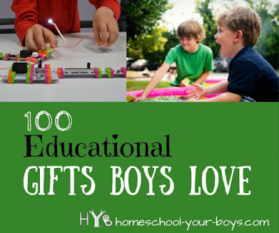 Educational gifts for boys