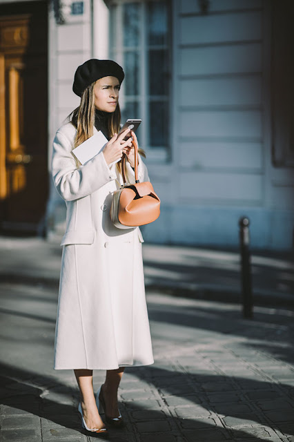 Best Paris Fashion Week Street Style Spring 2016