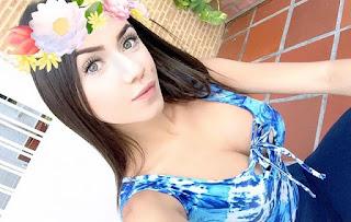 Floriana Bastidas hot boobs 2017