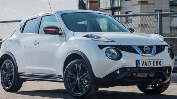Nissan Juke Edisi Envy Meluncur di Inggris, Dilengkapi Dashcam 360