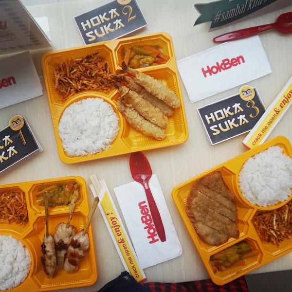 Hokben Mengenalkan Konsep Fusion Food Lewat Menu Hoka Suka
