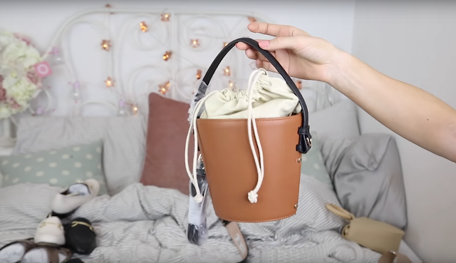 Chloe bucket bag dupe