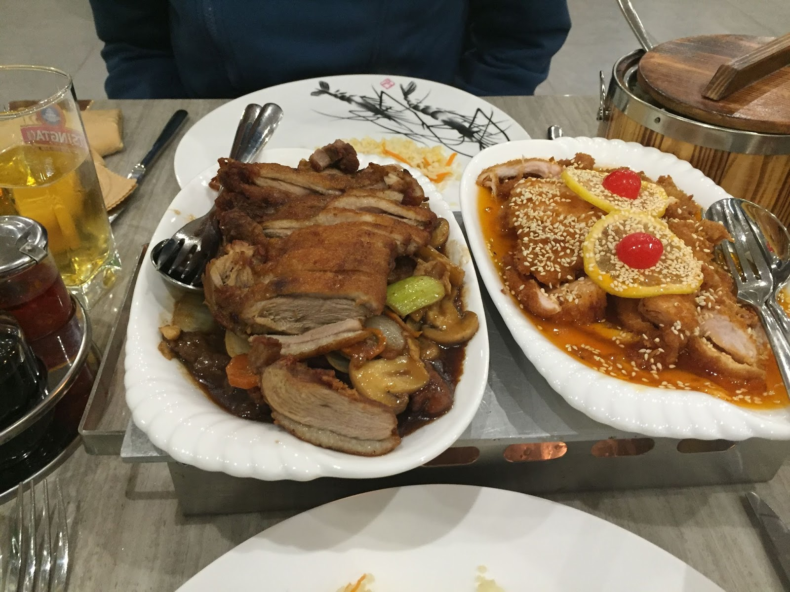 Restaurant Asiatique Buffet A Volont Ef Bf Bd Rue Denuziere