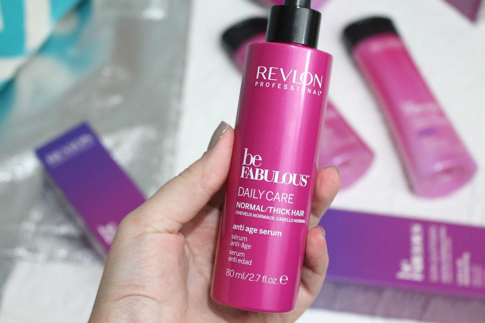 revlon professional be fabulous daily care lançamento cabelos ana do dia anadodia