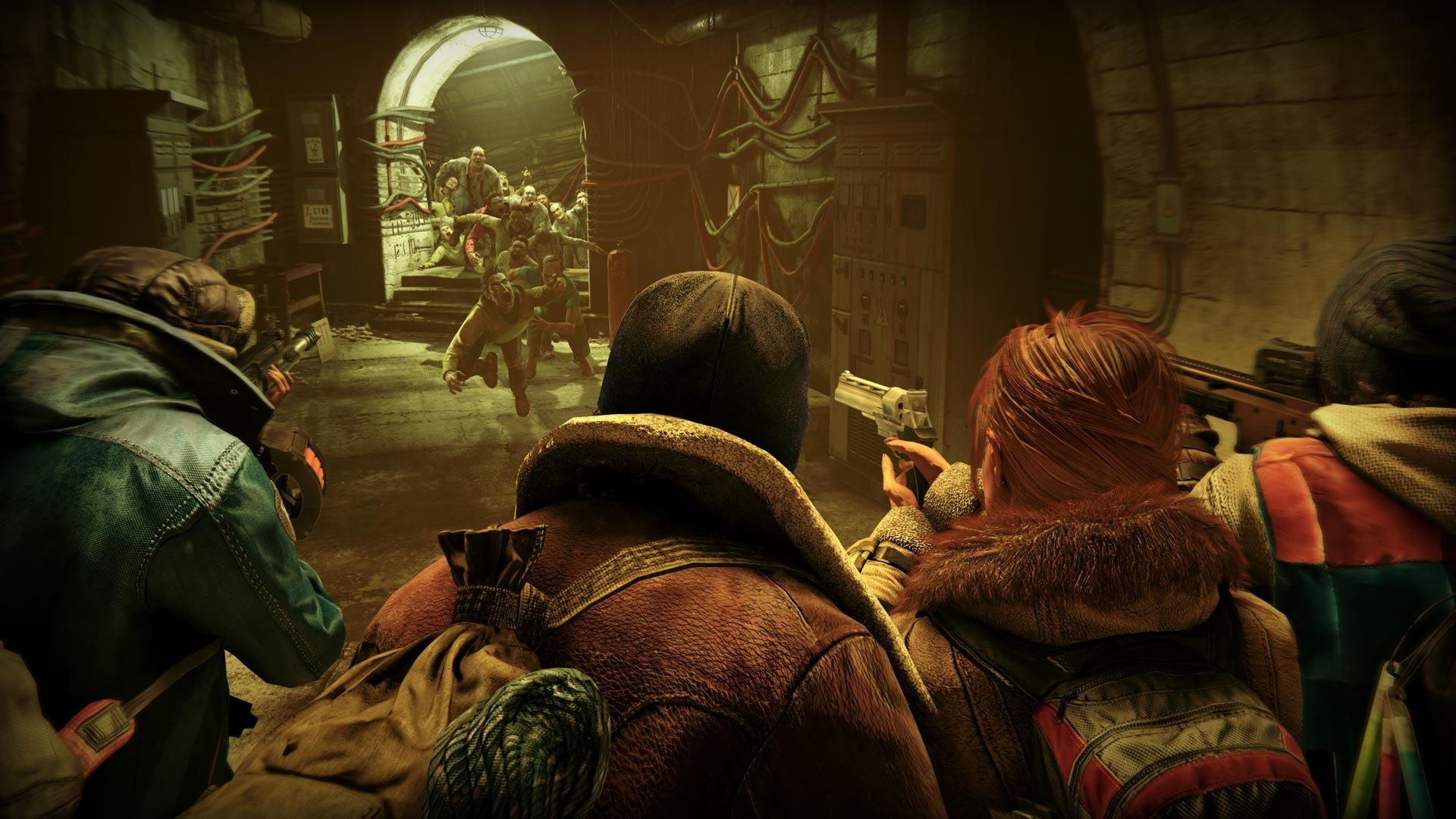 Save World War Z Game HD Wallpapers