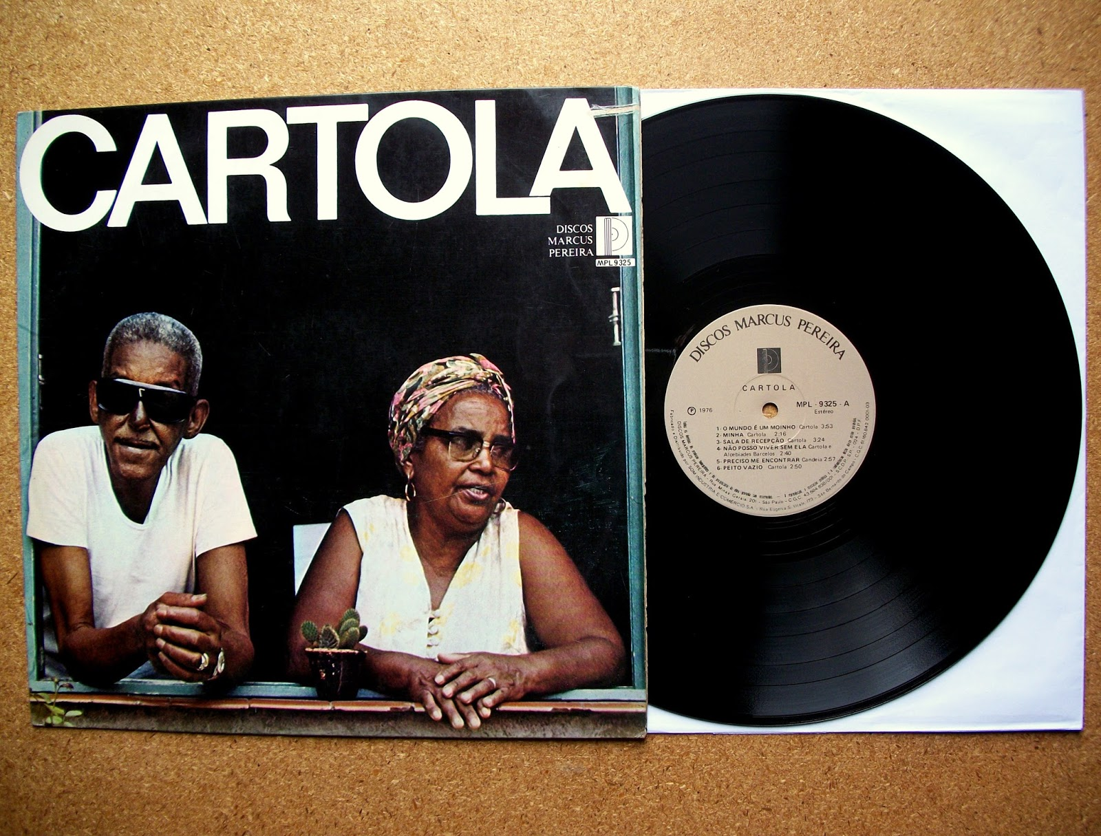 CD CARTOLA BAIXAR MP3