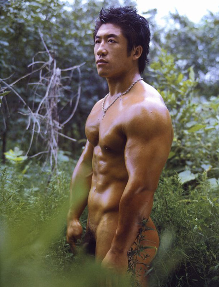 Asian Muscle Hunks Gay Asian Muscle-2536