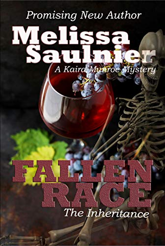 FALLEN RACE: The Inheritance (Kaira Munroe Mystery Trilogy Book 1)