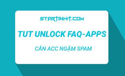 TUT UNLOCK CHECKPOINT - FAQ - APPS CÂN SPAM BẰNG LINK 481
