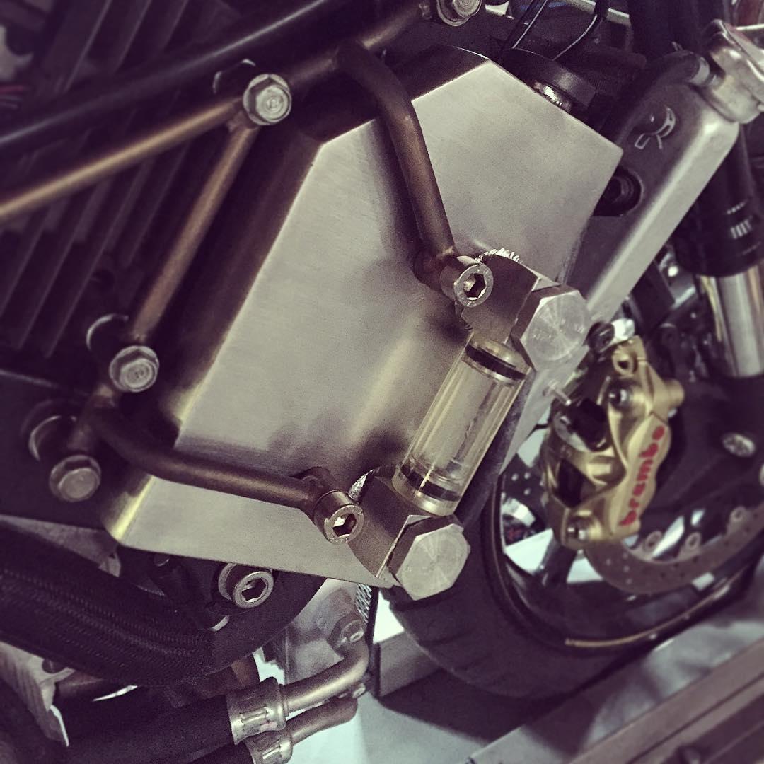 "Turbo Kit Gsx R1000: ""Five-O 1000 "" GSX-R1000 / Classifiedmoto"