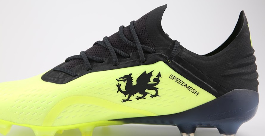 Only 29 Pairs Worldwide - Ultra-Limited Adidas X Gareth Bale Wales Top  Scorer Boots Released 109ae71f4