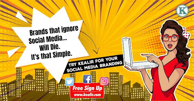 Social Media Branding Kealir