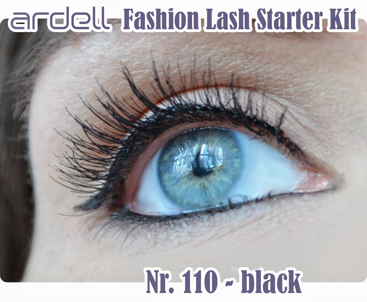 Review Ardell Fashion Lash Natural Starter Kit - Nr. 110 BLACK