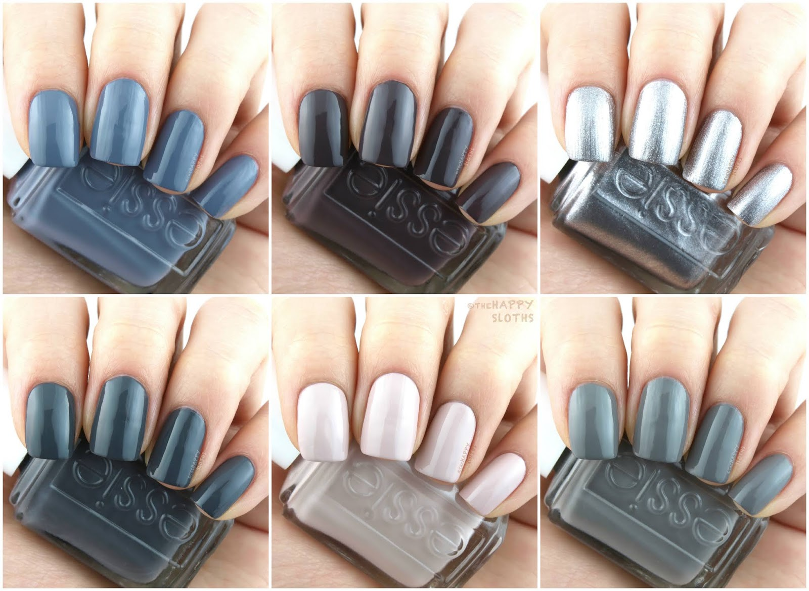 Essie | 2019 Serene Slate Collection: Review and Swatches