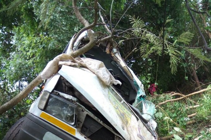Tinga: Three dead; many injured in gory accident
