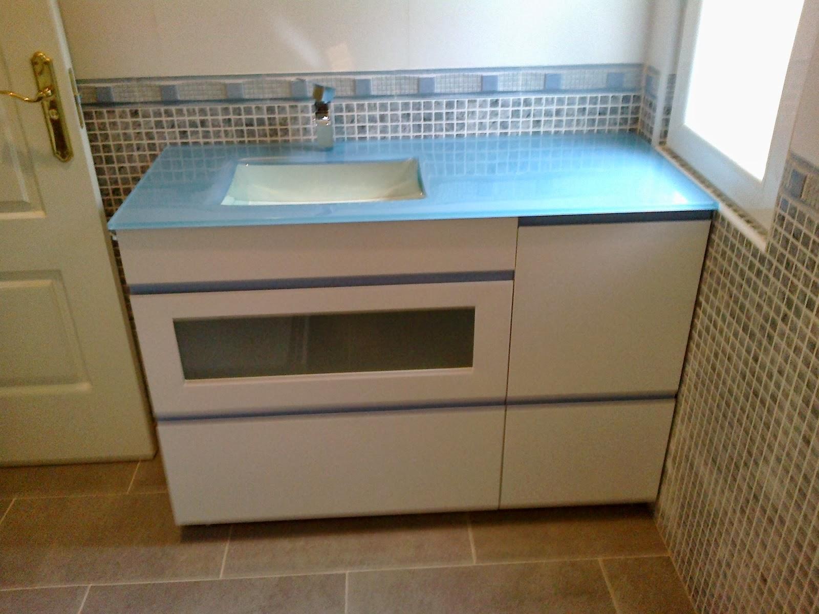 Baño Familiar Medidas: Gral Ricardos, 18 ( Madrid ): Muebles de baño a medida ya realizados