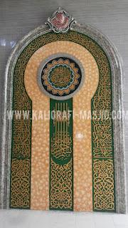 Jasa Ornamen Masjid