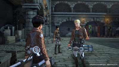 Download Attack on Titan PC Game Setup