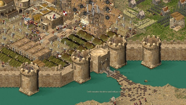 Game Stronghold Crusader