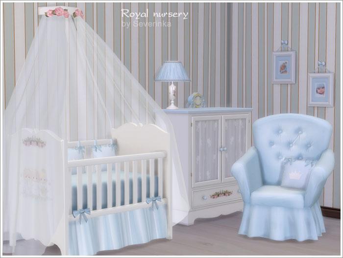 My Sims 4 Blog Royal Nursery By Severinka