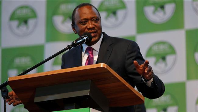 Kenya's Uhuru Kenyatta declared winner of disputed presidential election
