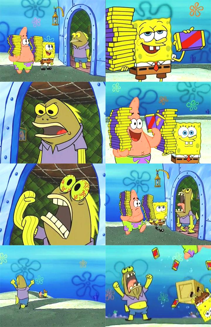 Ide 71 meme tapi bohong spongebob terbaru dan terkeren