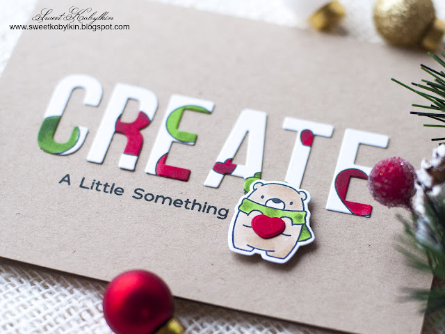 Use Small Images To Decorate Die Cuts