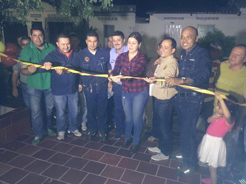 Inauguración de la nueva Sede de la USO Sabana de Torres
