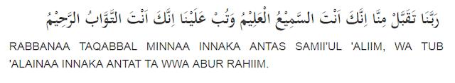 9 Doa Setelah Shalat Fardhu Lengkap Dengan Artinya