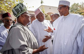 APC GOVERNORS AND BUHARI