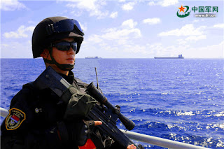 Relevo del 28 Grupo Operativo de Escolta