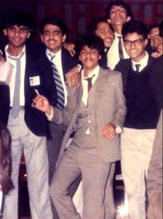 Shahrukh Khan's friends