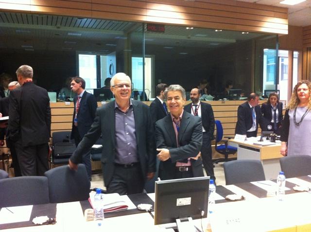 Συμβούλιο Υπουργών Γεωργίας - Αλιείας, Βρυξέλλες 12 και 13 Δεκεμβρίου 2016