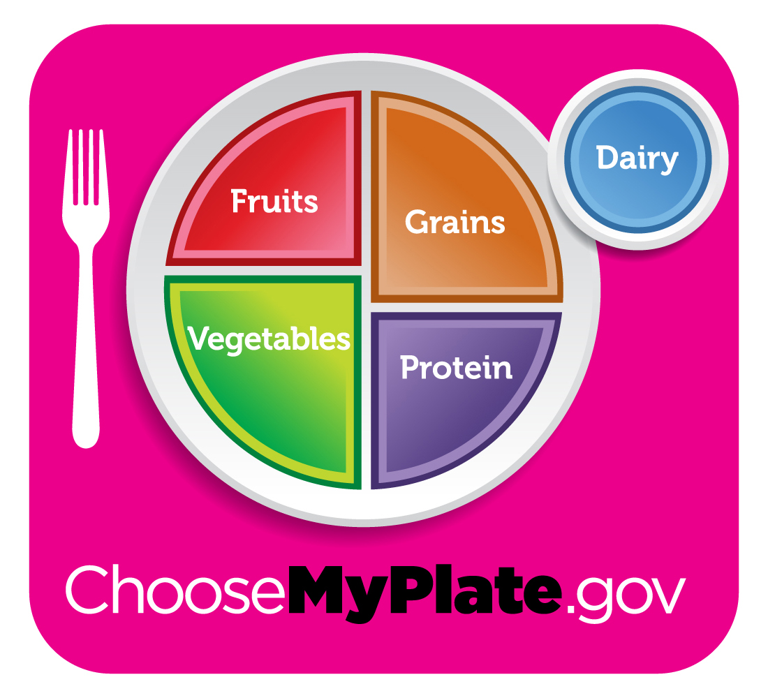 Avon portion control template plate weight loss diet healthy.