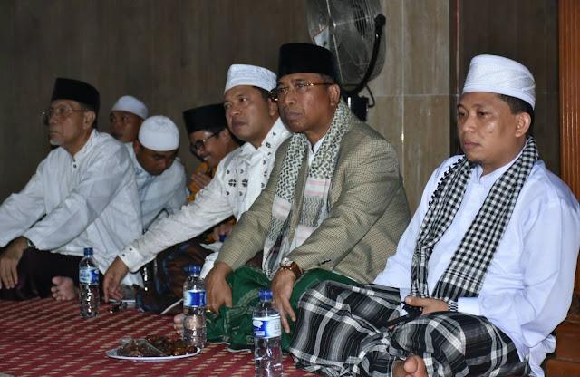 Wagub Amin Safari Ramadhan di Kota Bima