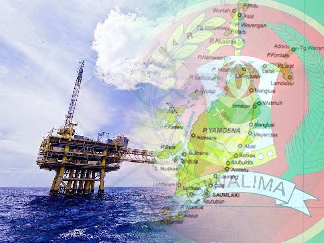 10 Persen Hak Partisipasi Blok Masela Milik Provinsi Maluku