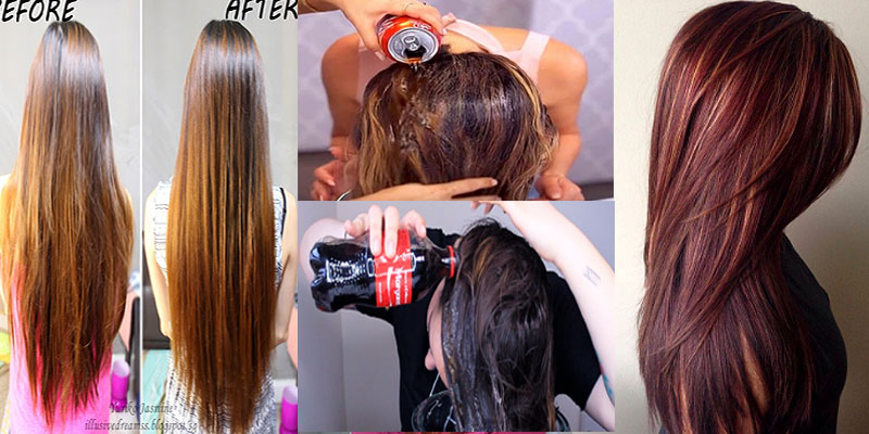 Coca Cola Hair Rinse For Softer Fuller Frizz Free Does It Work