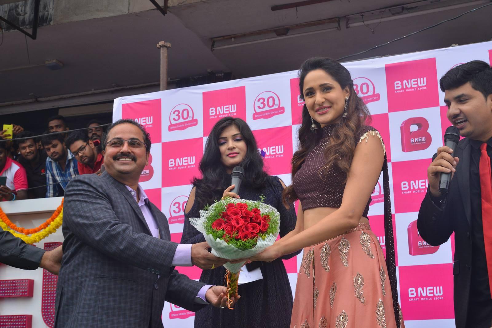 Pragya Jaiswal Inaugurates BNEW Mobile Store at Gajuwaka