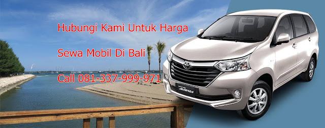 Sewa Mobil Di Bali + BBM Termurah Buktikan