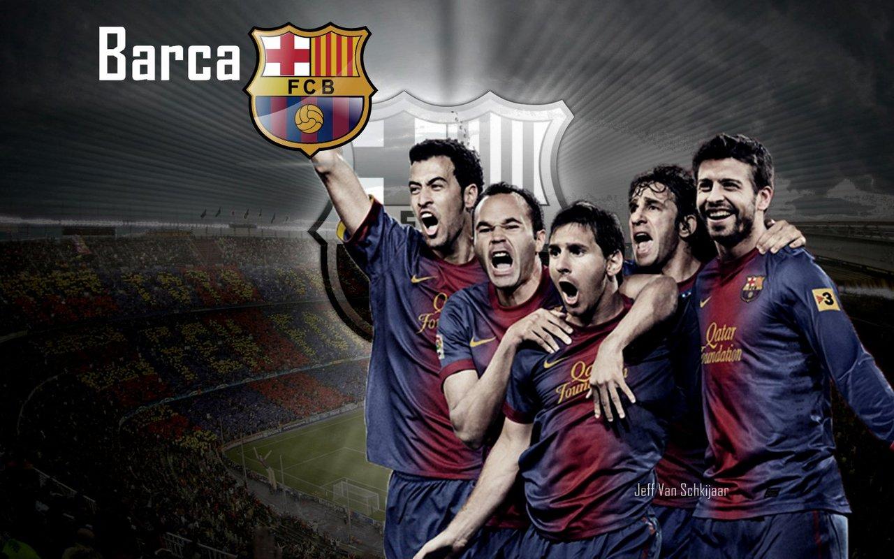 Trololo Blogg Fc Barcelona Hd Wallpapers