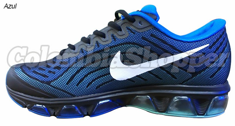new concept 3ac1c 5a48d Zapatillas Nike Air Max 360 2015 - TailWind 6 (2014)