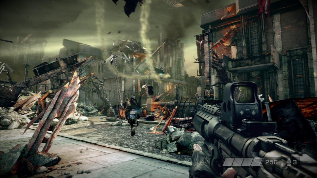 John Daniel's Video Game Reviews Review Killzone 3