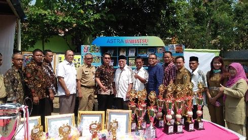 Kampung berseri Astra Lengkong Kulon