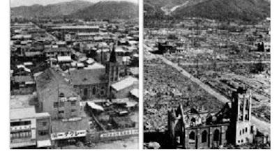 Pemboman Hiroshima dan Nagasaki - pustakapengetahuan.com