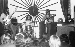 Spectrum at Melbourne club The Thumpin Tum in 1971