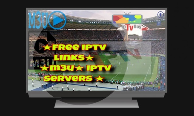 NEW 2019 ★ free iptv links★ M3U PLAYLIST 18-12-2018 ★Daily Update 24/7★