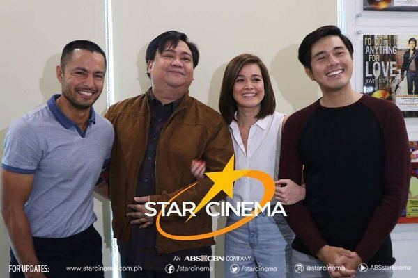 """Paulo Avelino, Derek Ramsay, and Bea Alonzo star in new movie """"Kasal"""""""